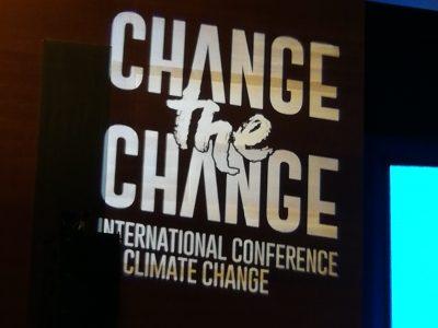 Cambiando el cambio —- Change the Change