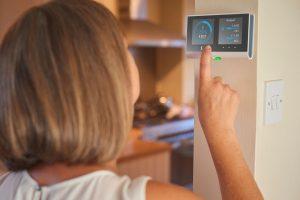 Gestión de consumo energético en la vivienda